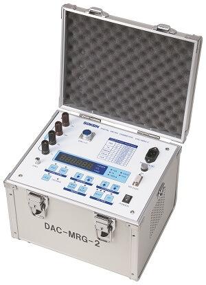 総研電気製マイクロオームメータ(DAC-MRG-2)