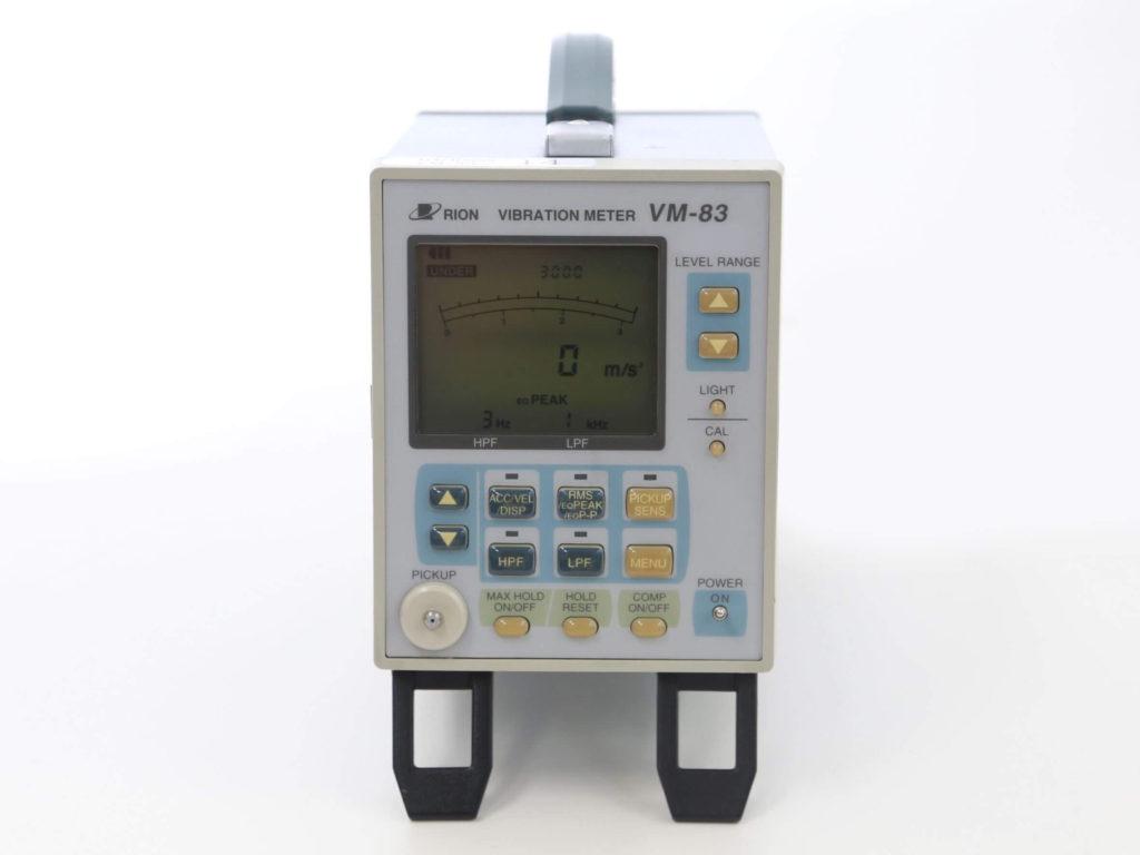 リオン製 汎用振動系 VM-83
