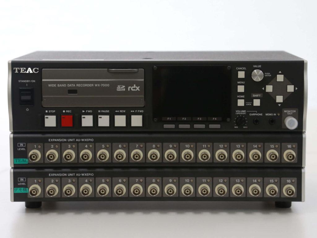 ティアック製 ワイドバンドデータレコーダ WX-7032