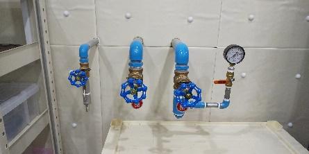 予備用給排水