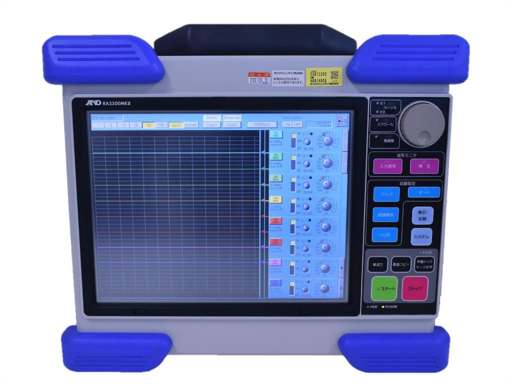 エーアンドデイ製 データアクイジション装置 オムニエースIII RA2300